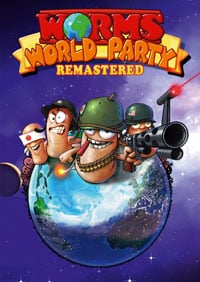 Okładka Worms World Party Remastered (PC)