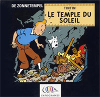 Game Box for The Adventures of Tintin: Prisoners of the Sun (PC)