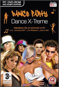 Okładka Dance Party: Dance X-Treme (PC)