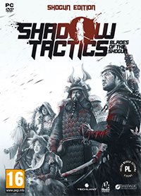 Game Shadow Tactics: Blades of the Shogun (PC) cover