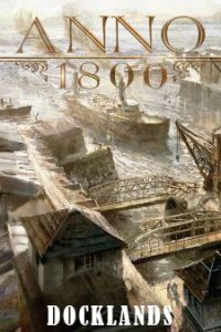 Okładka Anno 1800: Docklands (PC)