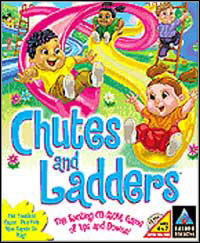 Okładka Chutes and Ladders (PC)