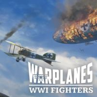 Game Box for Warplanes: WW1 Fighters (PC)
