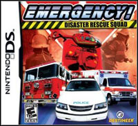 Game Box for Emergency: Disaster Rescue Squad (NDS)