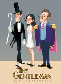 Okładka The Gentleman (PC)