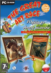 Okładka The Great Art Race (PC)