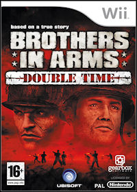 Okładka Brothers in Arms: Double Time (Wii)