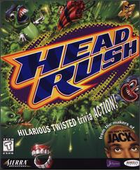 Okładka You Don't Know Jack: Headrush (PC)