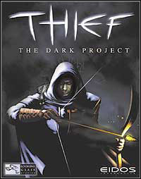 Okładka Thief: The Dark Project (PC)