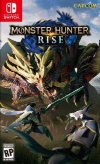 Okładka Monster Hunter: Rise (Switch)