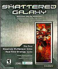 Okładka Shattered Galaxy (PC)