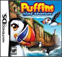 Okładka Puffins: Island Adventure (NDS)