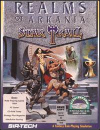 Okładka Realms of Arkania: Star Trail (PC)