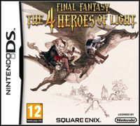 Okładka Final Fantasy: The 4 Heroes of Light (NDS)