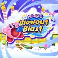 Okładka Kirby's Blowout Blast (3DS)