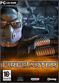Okładka FireStarter (PC)