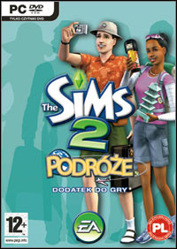 Okładka The Sims 2: Bon Voyage (PC)