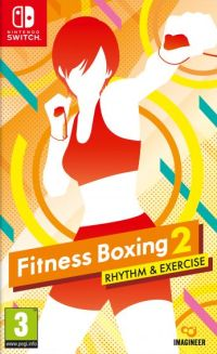 Game Box for Fitness Boxing 2: Rhythm & Exercise (Switch)