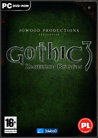 Okładka Gothic 3: Forsaken Gods (PC)