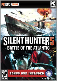 Okładka Silent Hunter 5: Battle of the Atlantic (PC)