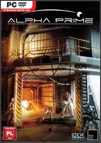 Okładka Alpha Prime (PC)