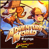 Okładka Adventure World: An Indiana Jones Game (WWW)