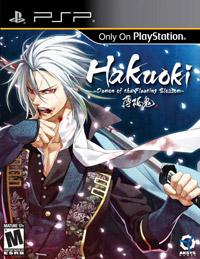 Okładka Hakuoki: Demon of the Fleeting Blossom (PSP)