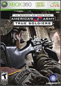 Okładka America's Army: True Soldiers (X360)