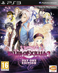 Okładka Tales of Xillia 2 (PS3)