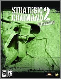Okładka Strategic Command 2: Blitzkrieg (PC)