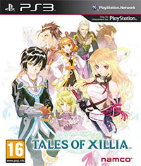 Okładka Tales of Xillia (PS3)