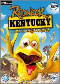 Okładka Redneck Kentucky and The Next Generation Chickens (PC)