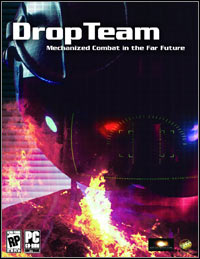 Game Box for DropTeam (PC)