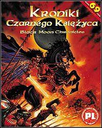 Okładka Black Moon Chronicles (PC)