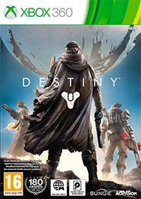 Game Destiny (X360) cover