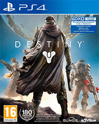 Game Destiny (X360) cover