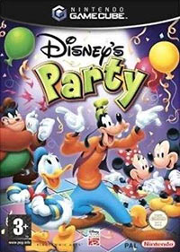 Game Box for Disney's Party (GCN)