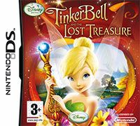 Okładka Disney Fairies: Tinker Bell and the Lost Treasure (NDS)