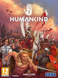 Humankind (PC cover