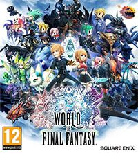 Game World of Final Fantasy (PS4) cover