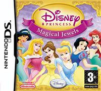 Okładka Disney Princess: Magical Jewels (NDS)