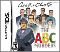 Game Box for Agatha Christie: The ABC Murders (2009) (NDS)