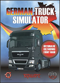 Okładka German Truck Simulator (PC)