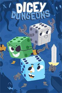 Game Box for Dicey Dungeons (PC)
