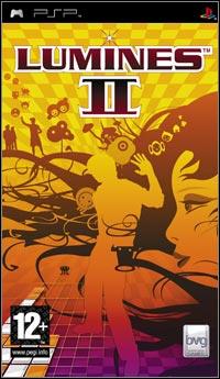 Okładka Lumines II (PSP)