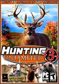 Game Box for Hunting Unlimited 3 (PC)