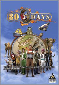 Okładka 80 Days (2005) (PC)