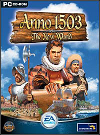 Okładka Anno 1503: The New World (PC)