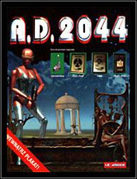 Okładka A.D. 2044 (PC)