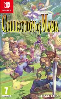 Okładka Collection of Mana (Switch)